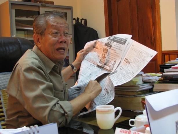 Mao Ayuth, Photo: Mesa Lang